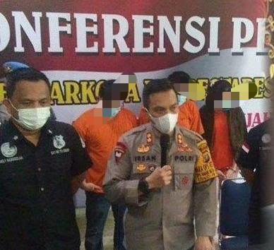 Anggota DPRD Labura, PG Ternyata Pernah Terkait Kasus Narkoba