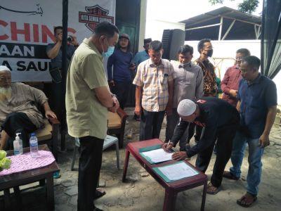 Dedi Iskandar Launching Bantuan UMKM Binaan KSS