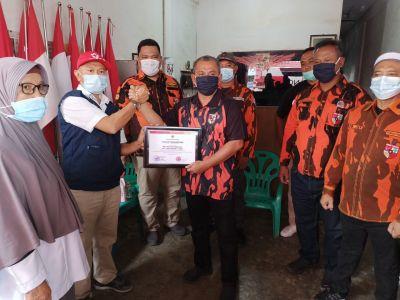 PMI Labura Beri Penghargaan Kepada MPC PP Labura